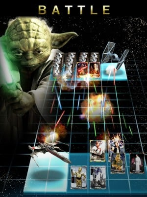 star wars force collection 1