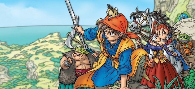 Dragon Quest VIII iOS Port New Details And Screens | Touch ...