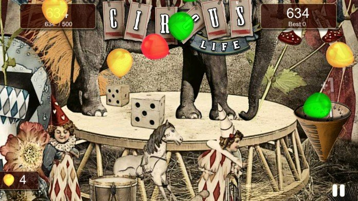 Unique Circus Themed Game Circus Life Now Available On The