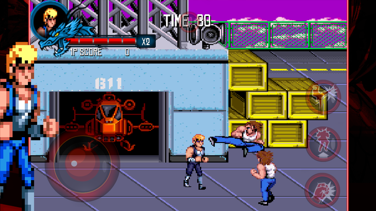 Download Double Dragon