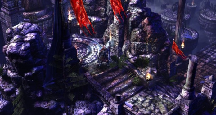 Unity Games Prepares Archangel RPG Game for iOS | Touch Tap Play