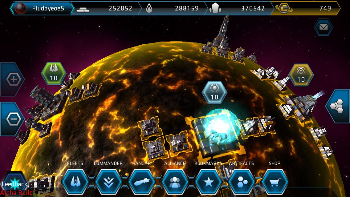 Galaxy On Fire – Alliances New Update Includes New Warzone Mode ...
