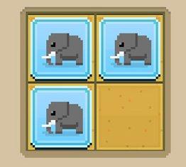 05 disco zoo pattern savanna elephant