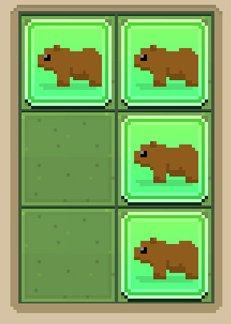 07 disco zoo pattern northern bear