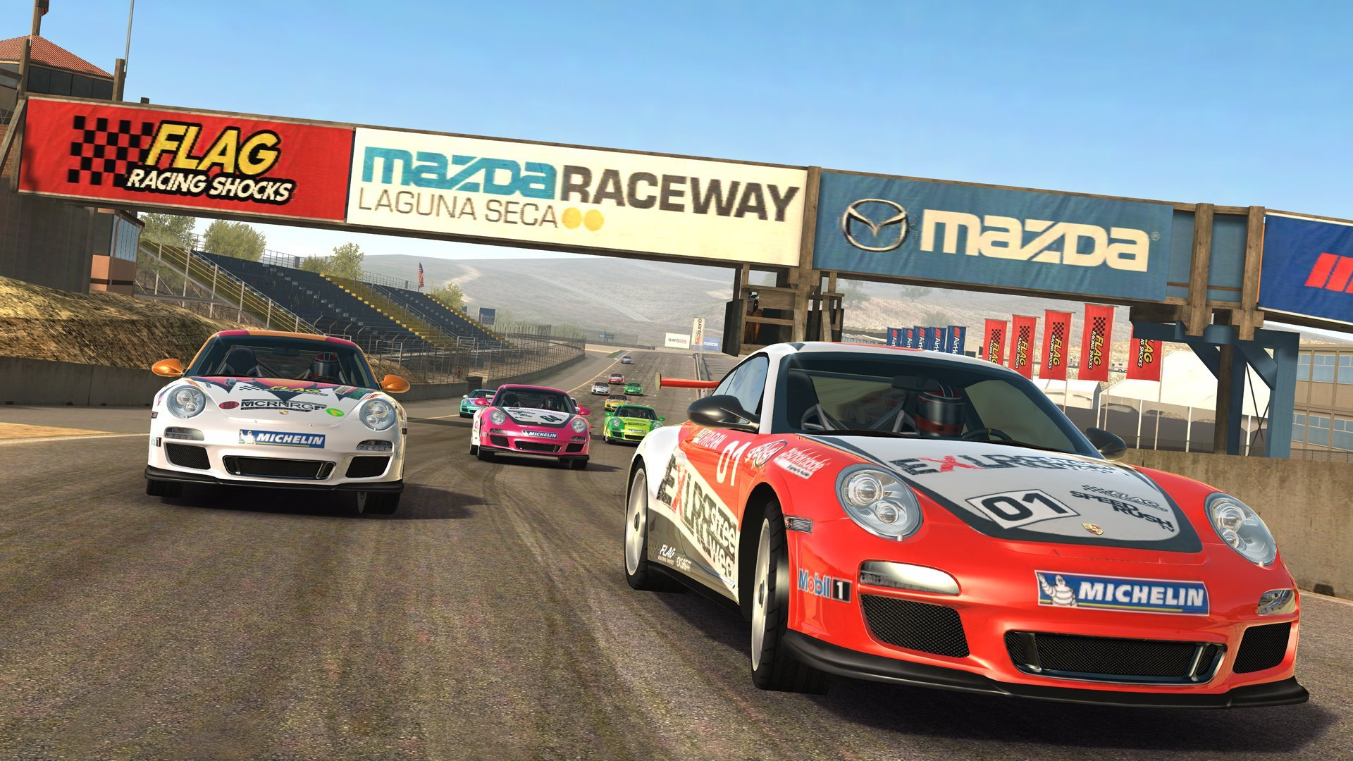 Real Racing 3 Gets A Free Car For Its First Anniversary