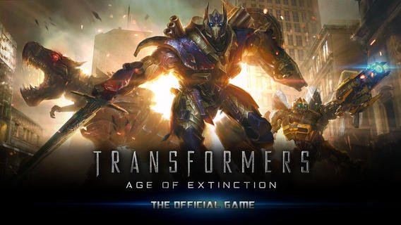 transformers age of extinction receives a new update touch tap play. Black Bedroom Furniture Sets. Home Design Ideas