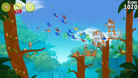 angry birds rio game apk download