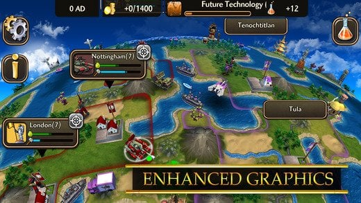how to play civilization revolution 2