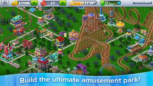 RollerCoaster Tycoon 4 Mobile Cheats: Tips, Tricks