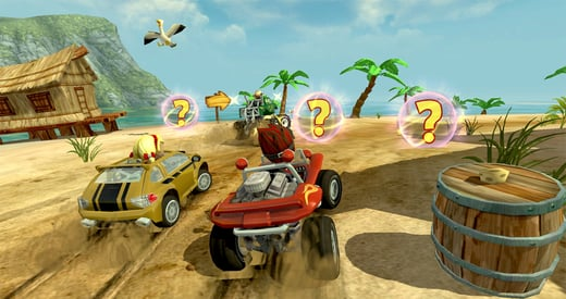 Image result for tips and tricks to play beach buggy racing
