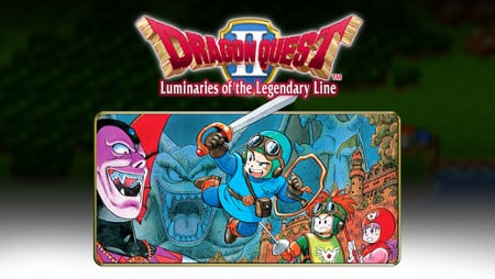 Dragon Quest II Review (iOS) | Touch Tap Play