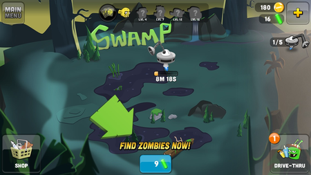 Action Game Zombie Catchers Now Available On The App Store Touch