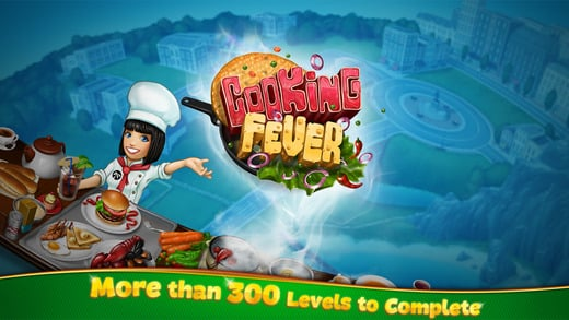 Cooking Fever The Time Management Game Developed By Nordcur Has Recently Received A New Update Which Includes Some All Content That Further Expand
