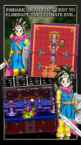 Dragon Quest III: The Seeds of Salvation makes its US ... |Dragon Quest Iii