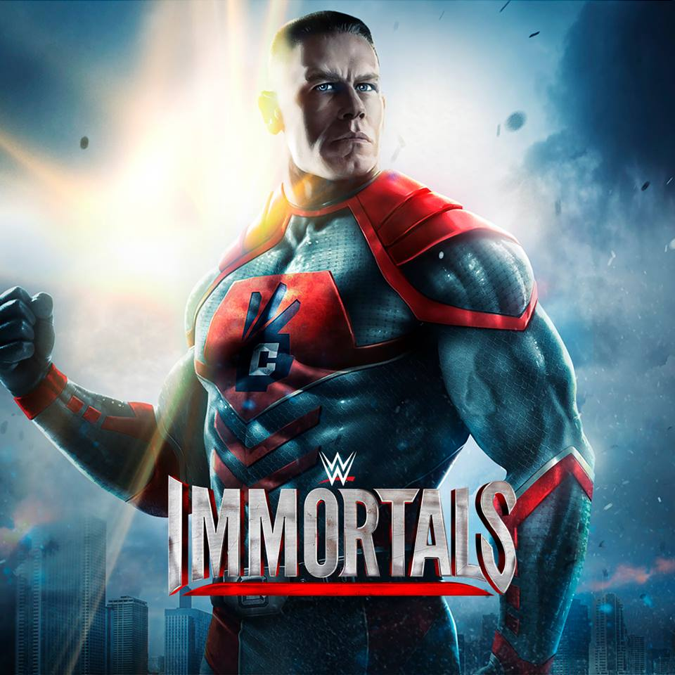 WWE Immortals Release Date Confirmed, Check Out Artwork Here! | Touch ...