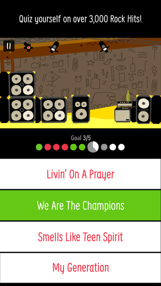 Music Quiz Game Rock On Launching Next Week On The App Store Touch