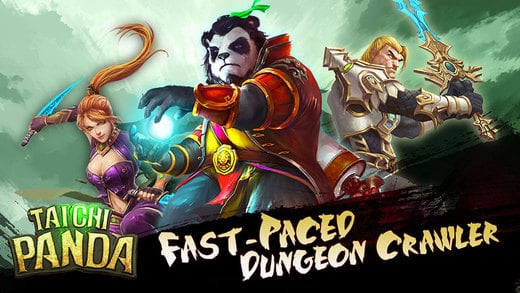 Action Role Playing Game Taichi Panda Now Available On The