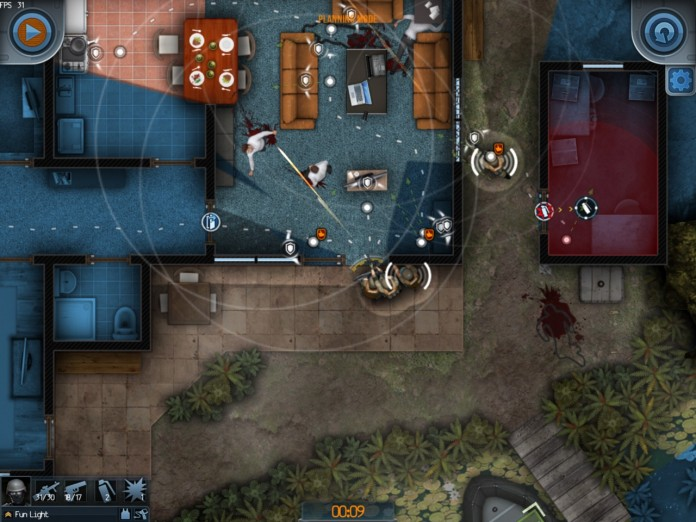 Strategy Game Door Kickers Launching Next Month On The App