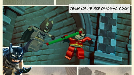 Lego Batman: Beyond Gotham Now Available On The App Store | Touch ...