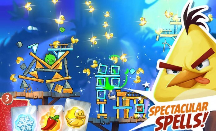 Angry Birds 2 Guide to All Spells in the Game | Touch Tap Play