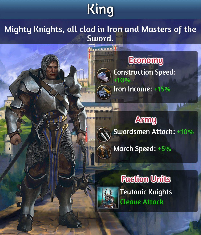 king of war игра
