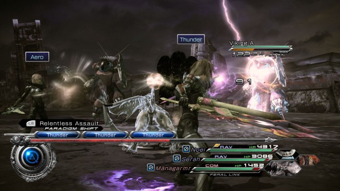 Final Fantasy XIII-2 Now Available On The App Store In Japan