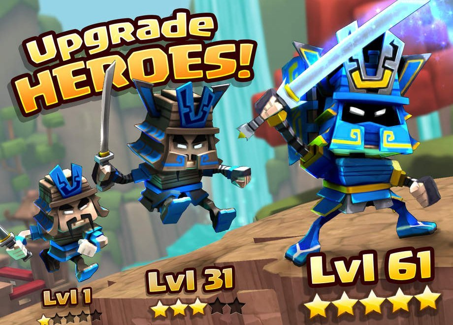 Dungeon boss cheats tips strategy guide for real heroes for Tap tap fish cheats