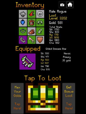 Amazing Loot Grind