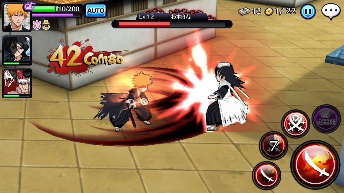 Bleach Brave Souls Now Available On The App Store Touch Tap Play