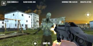 Jason vs Zombies 2
