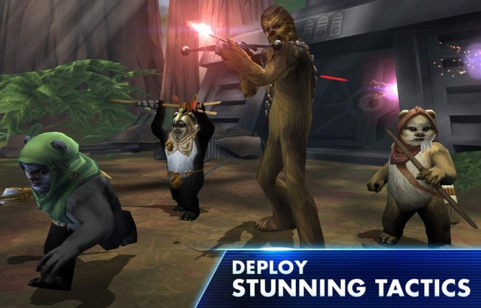 Star Wars Galaxy of Heroes: How to Get Free Crystals in the