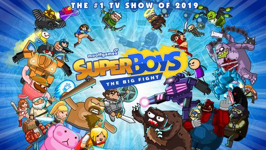 Super Boys - The Big Fight