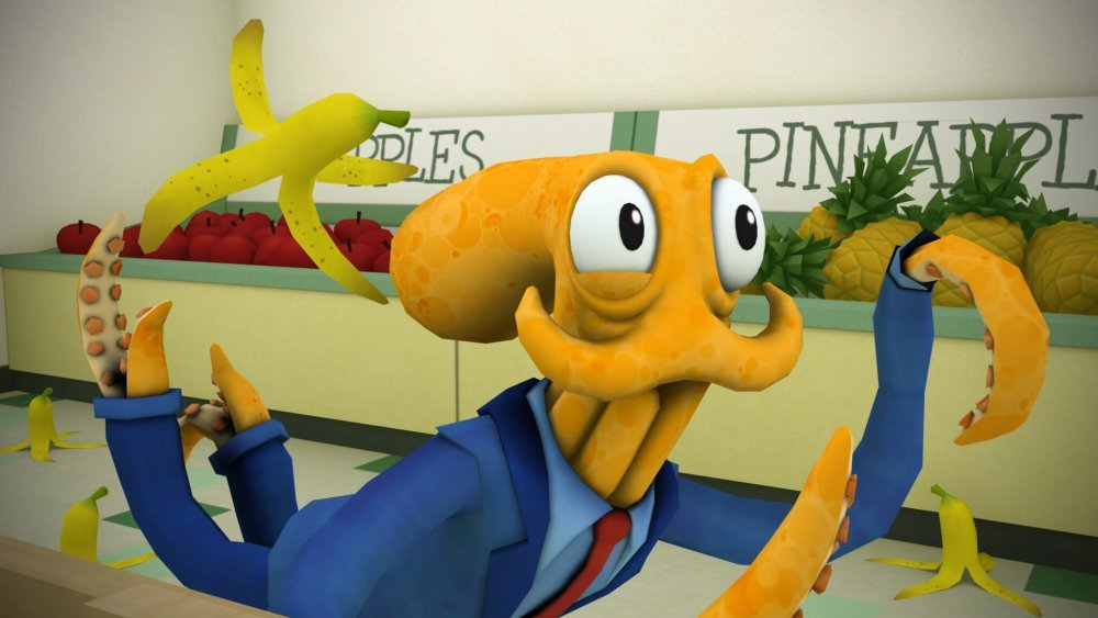 octodad dadliest catch review ios touch tap play