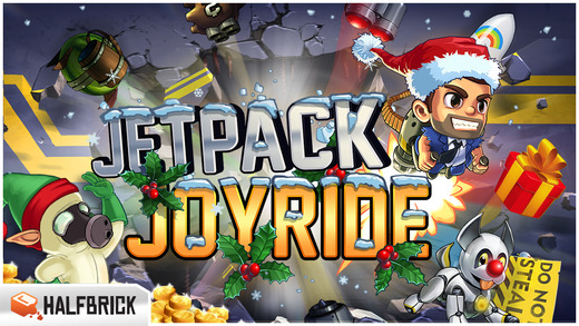 Jetpack Joyride New Update Adds Zappy Bird Event And More | Touch ...