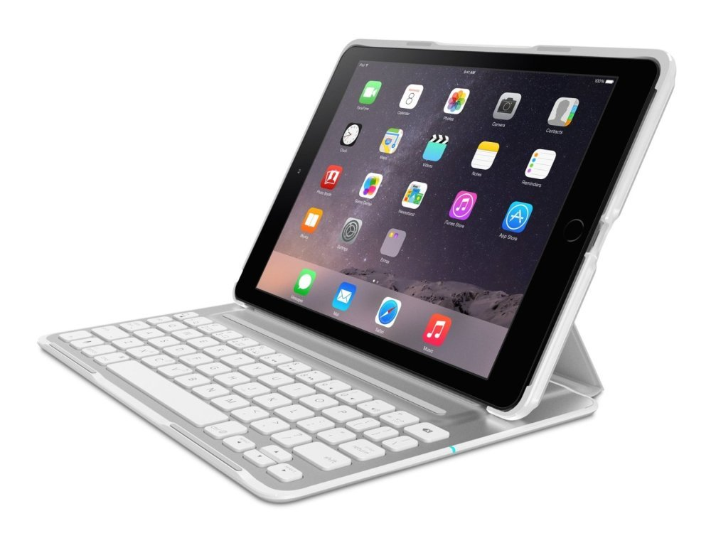 Best keyboards for ipad air ipad air 2 2016 touch for Housse neoprene ipad air