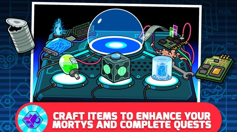 Can You Craft A Morty Manipulator Chip
