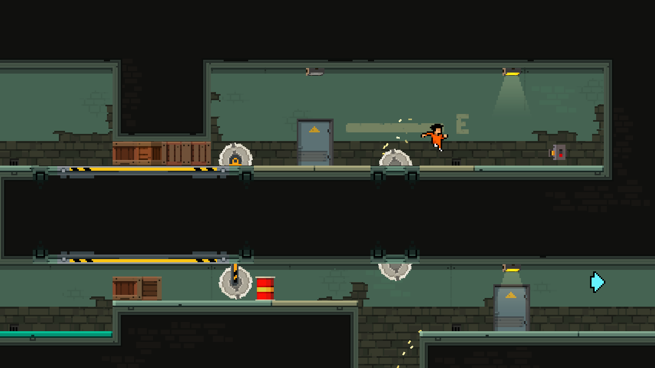 Platform game prison run and gun launching next month on the app prison run and gun voltagebd Image collections