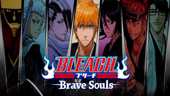 Bleach brave souls читы