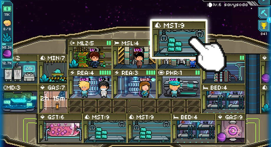 Pixel Starships Cheats Tips Amp Strategy To Get The Best