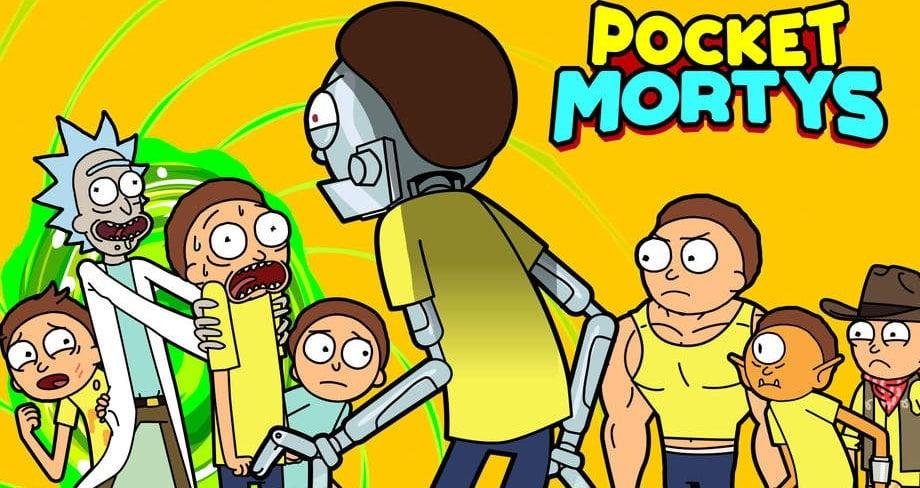 Pocket mortys cheats