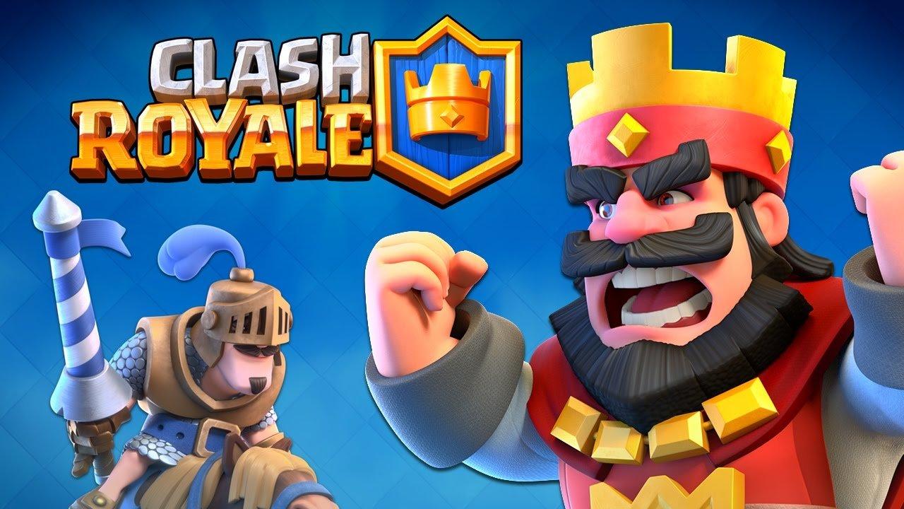 Что выпало с легендарного сундука в clash royale - YouTube