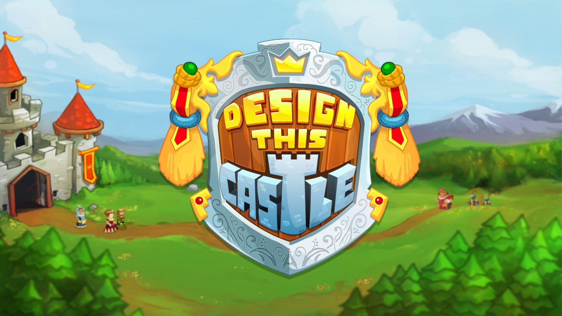 Game Character Design Tips : Design this castle cheats: tips & strategy guide touch tap play