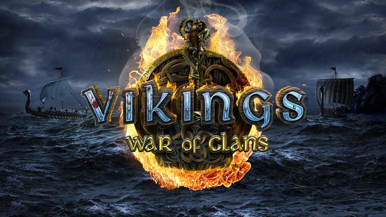 Vikings: War of Clans. El juego en su versión para navegador.