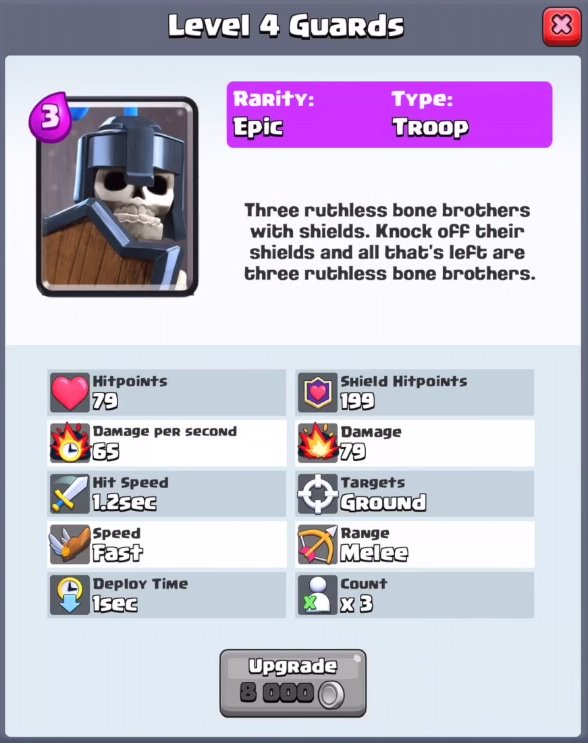 New Clash Royale Cards Fire Spirits Furnace Guards