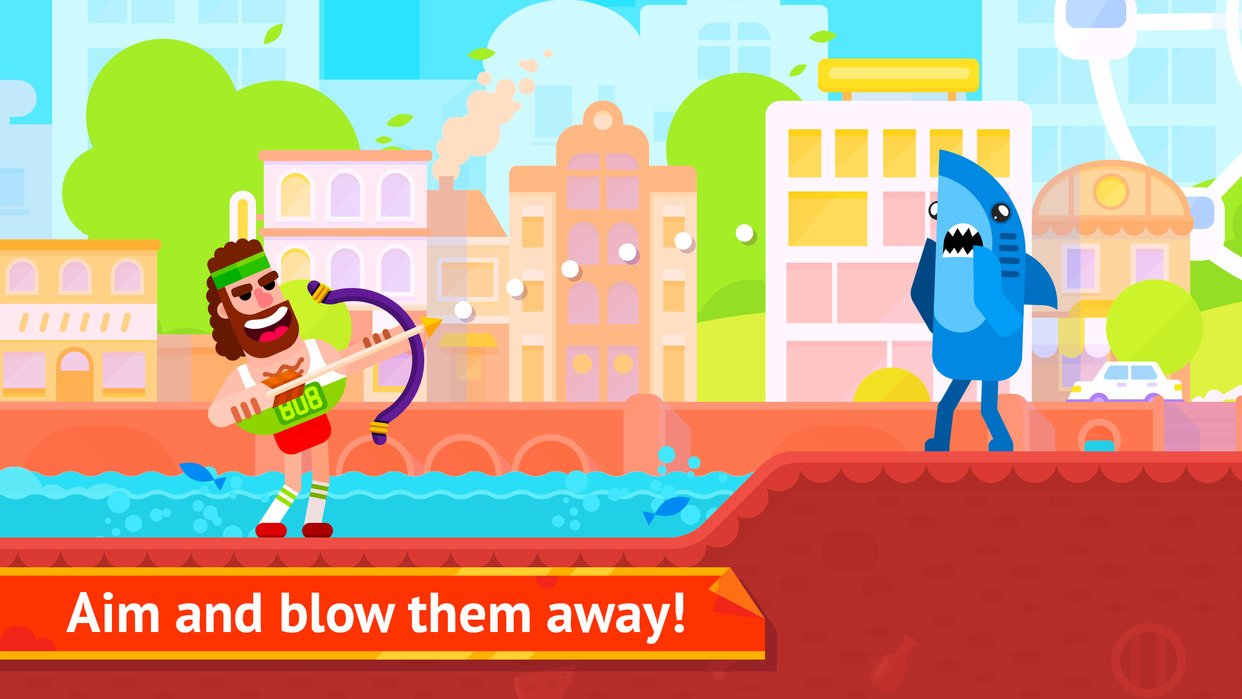 Bowmasters Cheats: Tips & Strategy Guide | Touch Tap Play