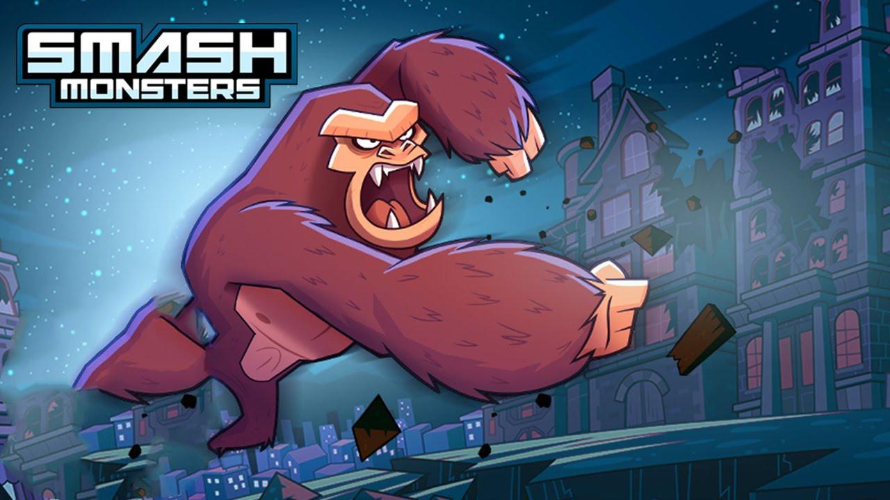 Monster Smash Building Game