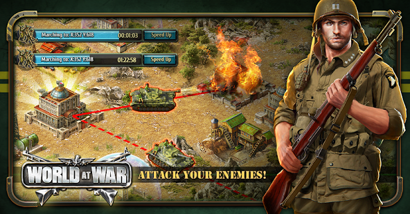 World at War Cheats: Tips & Strategy Guide | Touch Tap Play