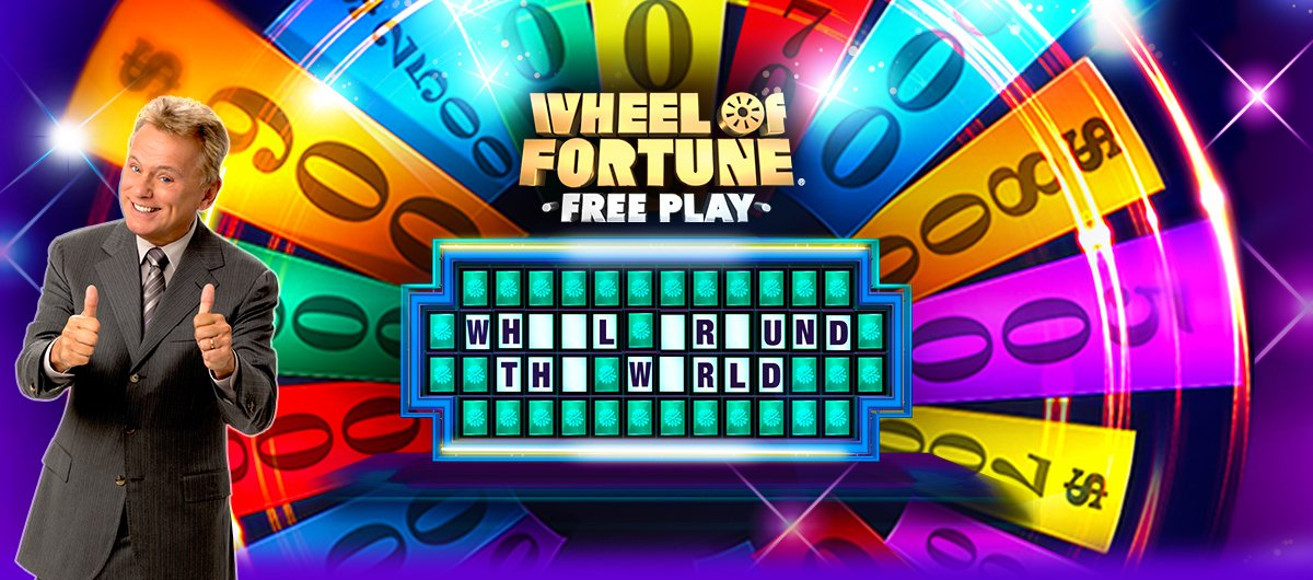 wheel of fortune free play
