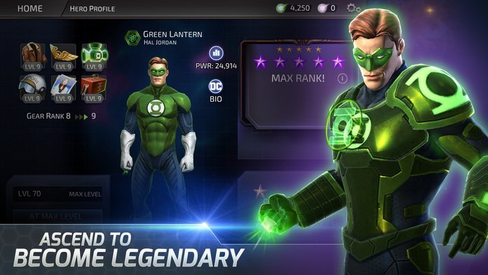 Dc Build Your Heroes Game