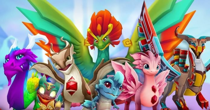 DragonVale World Breeding Guide & Incubation Times: How to